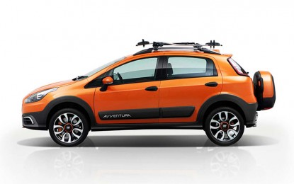 Launch of Fiat AVVENTURA in India