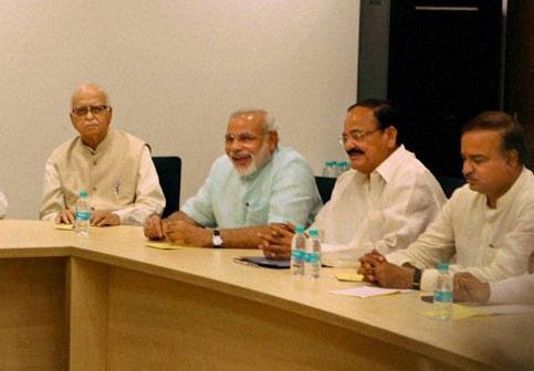 BJP Parliamentarians